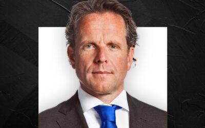 Joris van Dijk nieuwe commercieel directeur Feyenoord