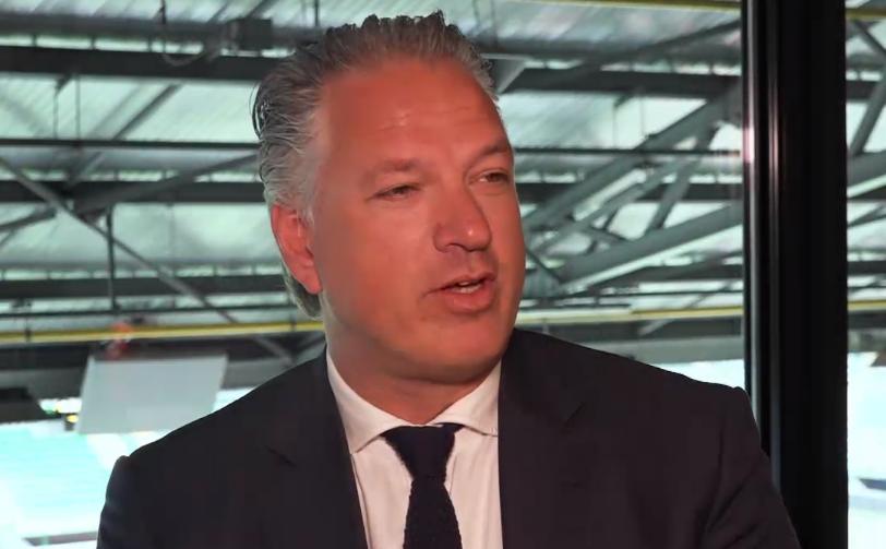 Mathijs Manders nieuwe Algemeen Directeur NAC Breda