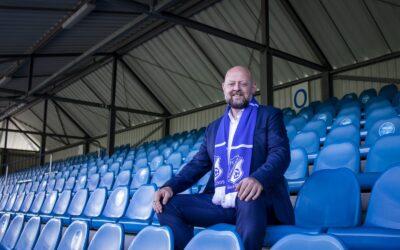 FC Eindhoven scout in België Günther Peeters als  Algemeen Directeur