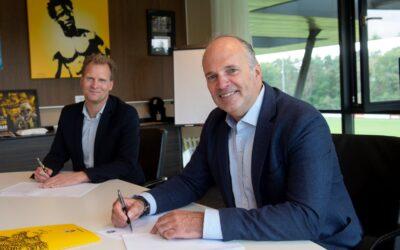 Peter Rovers nieuwe Commercieel Directeur Vitesse