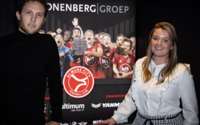 Twee nieuwe aanwinst Almere City FC